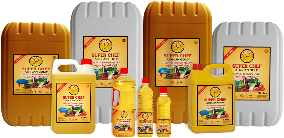 Packaging - Malaysia Cooking Oil
